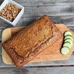 Кето-хлеб с цуккини
