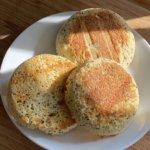 Низкоуглеводный хлеб в кружке