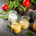 Низкоуглеводные и кето заправки и соусы