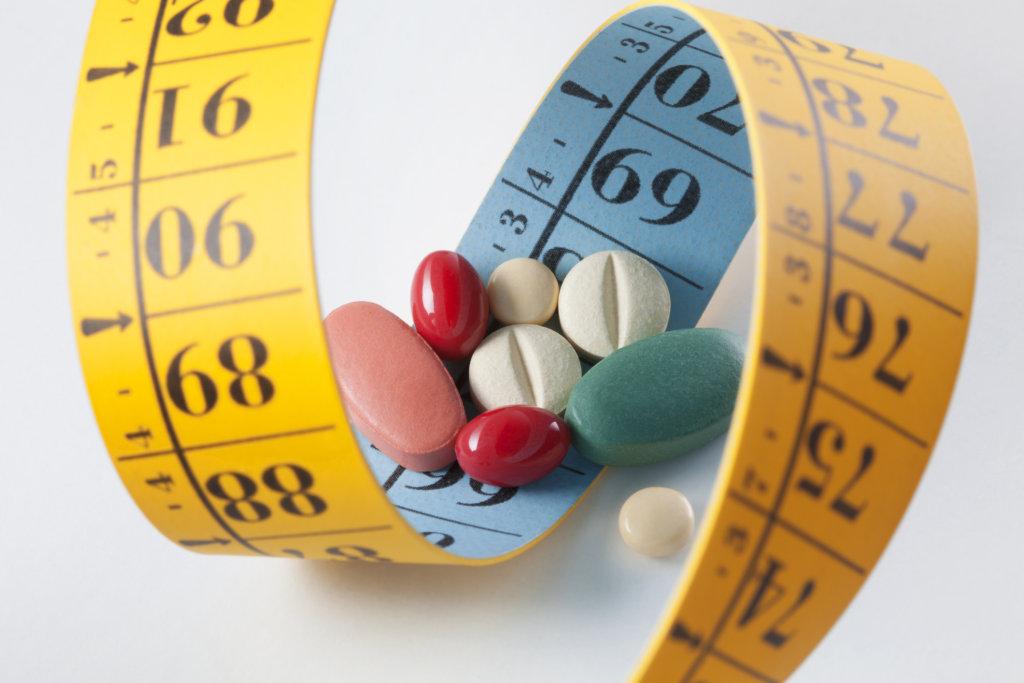 таблетки для похудения и аноректики