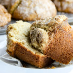 Кето кексы-пончики с корицей: пошаговый рецепт