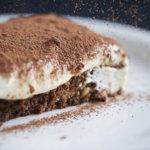 Простой рецепт десерта Кето Тирамису с выпечкой