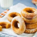 Кето пончики без сахара: диетический вариант