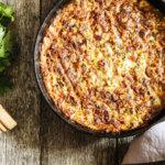 Рецепт техасско-мексиканской запеканки: кето вариант