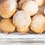 Самое лучшее кето печенье из кокосовой муки
